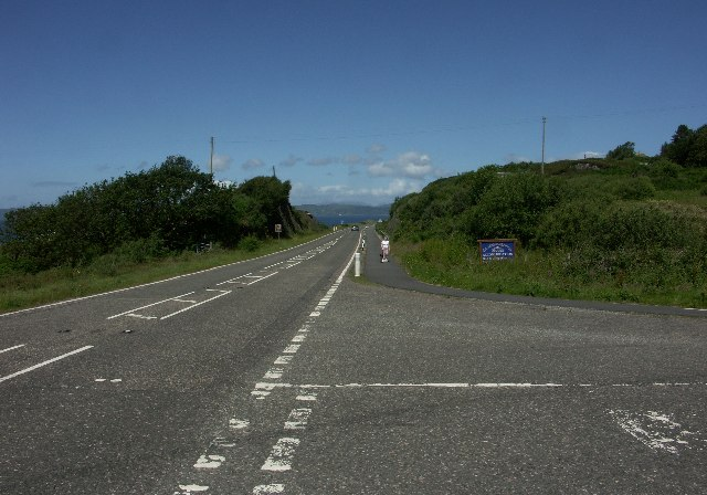 A830 near Glasnacardoch