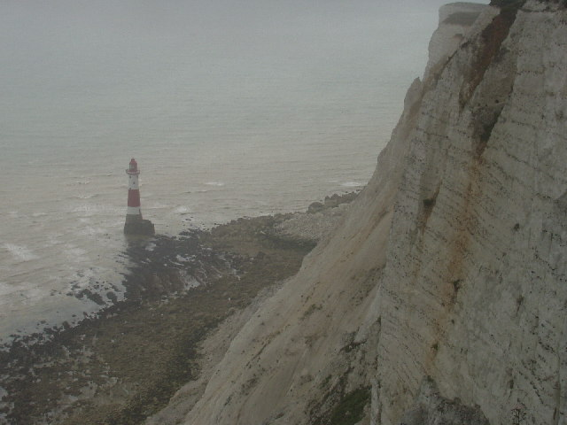 The Lighthouse at the Foot of Beachy Head