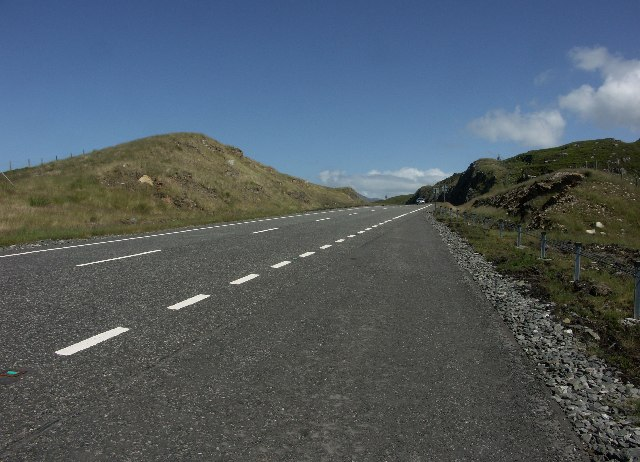 A830 North of Arisaig