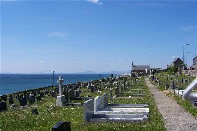 Llanaber Cemetery