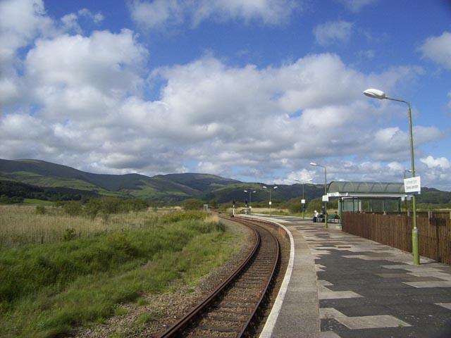 Dovey Junction Station
