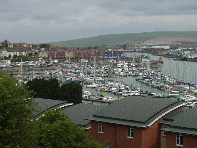 Marina at Newhaven