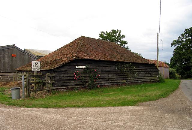 Manns Farm on Nightingale Lane