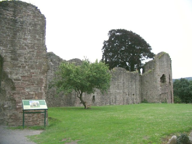 Abergavenny Castle