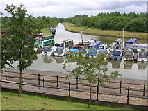 SD7200 : Boothstown Marina by Paul