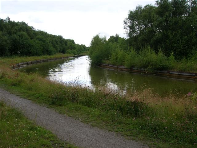 The Bridgewater canal
