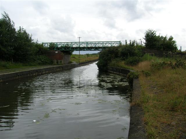 Vicars Hall bridge crossing the Bridgewater canal