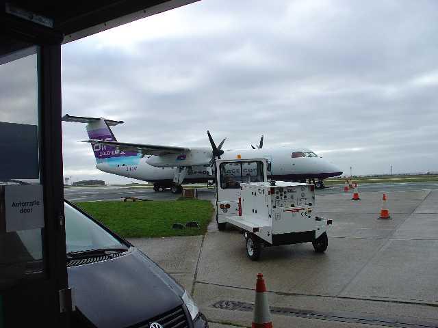 Newquay Airport, St Mawgan, Cornwall