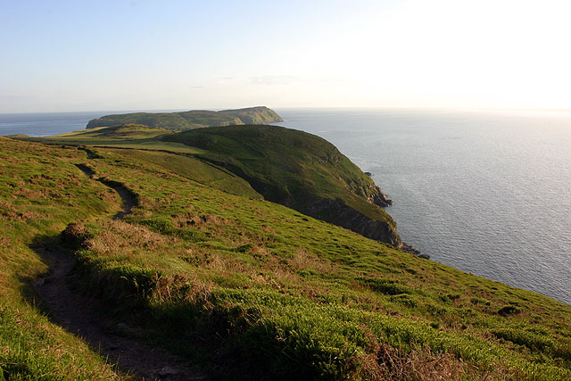 Cliff Path, looking SW