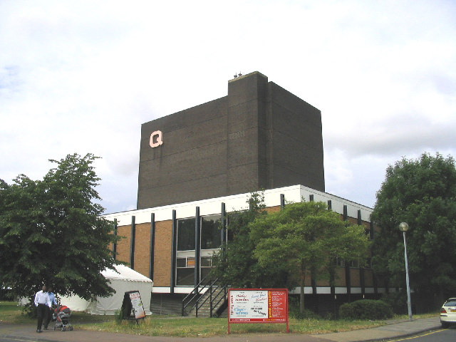 Queens Theatre, Billet Lane, Hornchurch, Essex