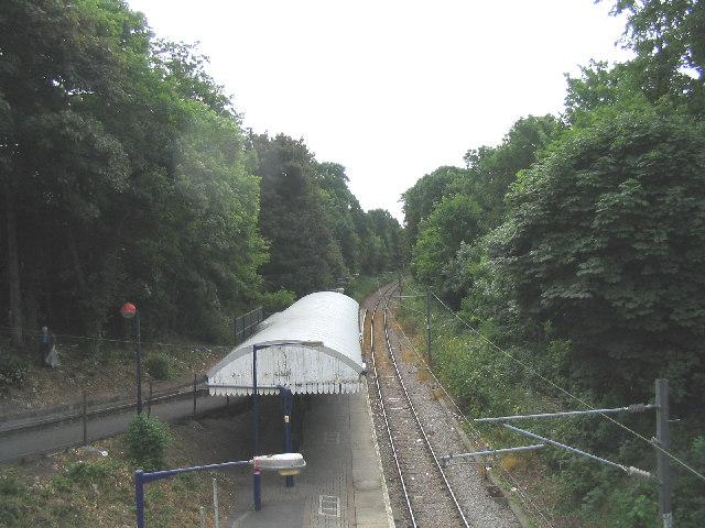 Emerson Park Halt, Hornchurch, Essex