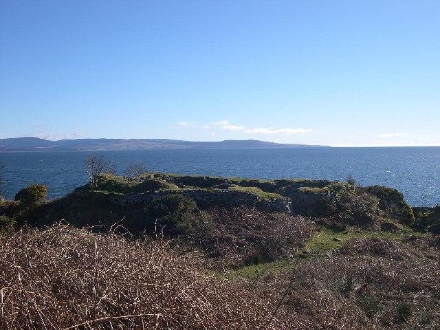 Kildonan Dun, Kintyre, Argyll