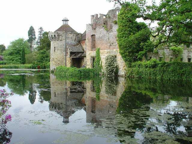 Scotney Castle, Lamberhurst, Kent