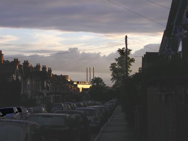 BAT Cigarette Factory, Regent's Park, Southampton
