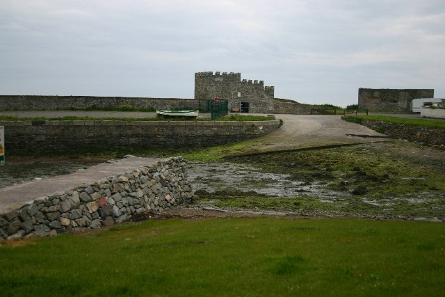 Killough Harbour Bob Jones Cc By Sa 2 0 Geograph Ireland