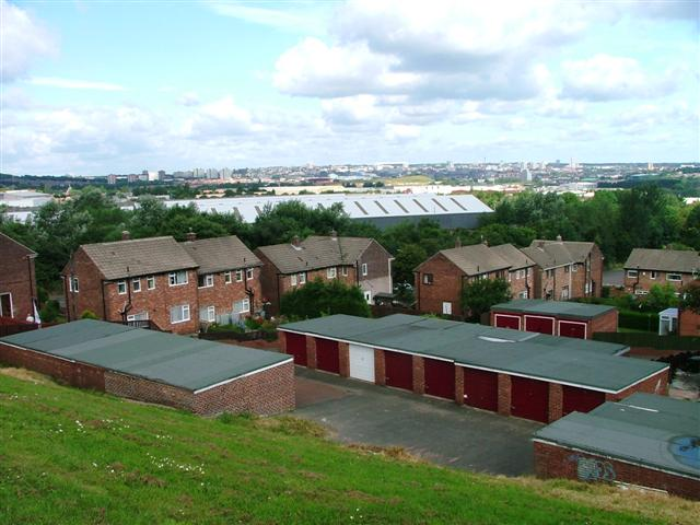 Housing, Heworth