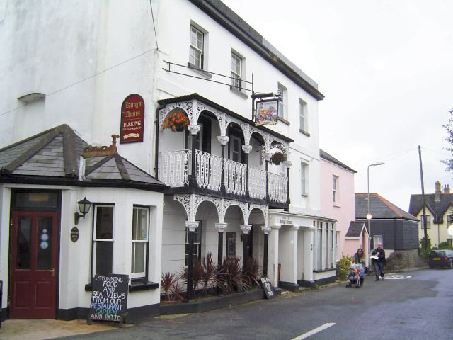 King's Arms - Strete