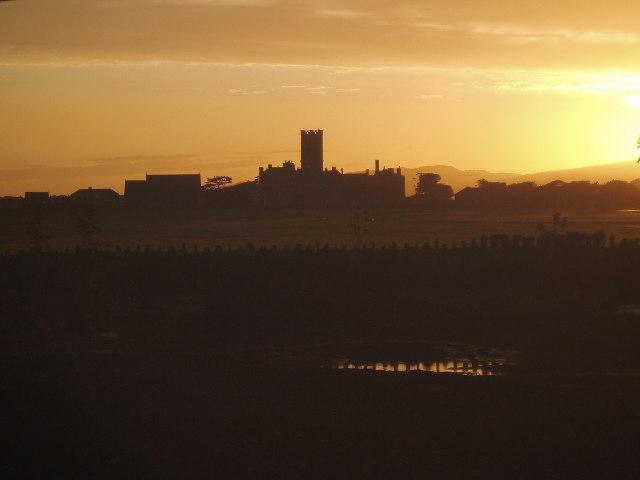 Sunset: King William's College