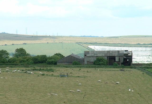 Annington Hill Barn