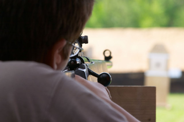 National Shooting Centre, Bisley