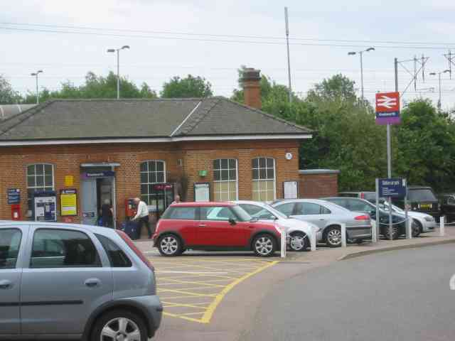 Knebworth Station