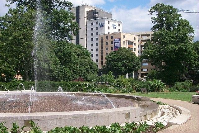 East Park, Southampton