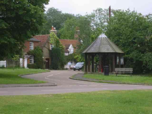 Preston village