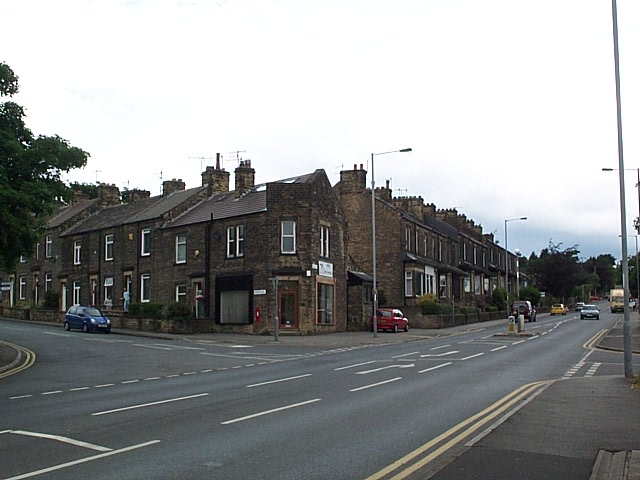 Corner of Apperley Road and Leeds Road
