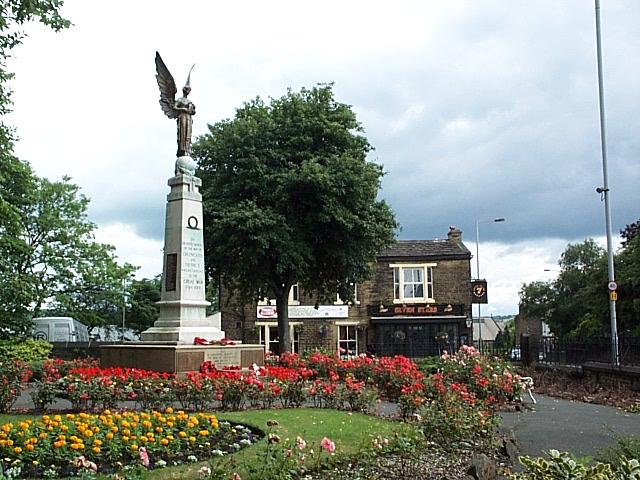 Greengates War Memorial