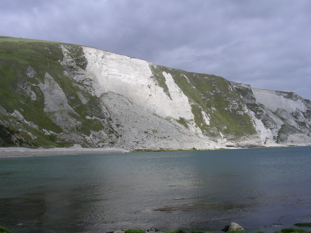 Cliffs below Cockpit Head, Mupe Bay
