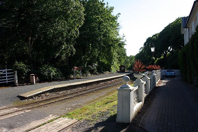Port Soderick Railway Station