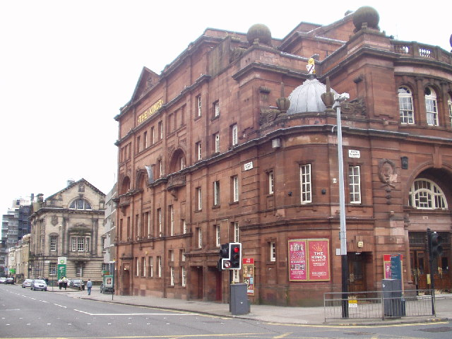 The King's Theatre, Glasgow