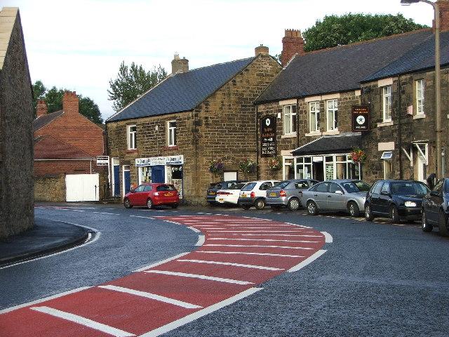 Holywell Village