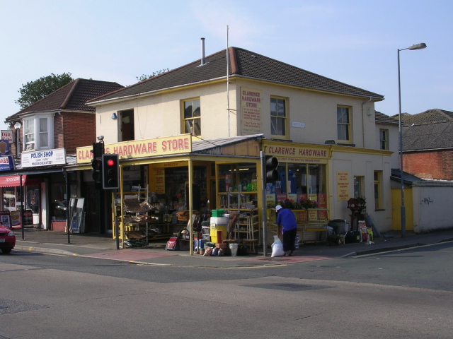 Clarence Hardware Store at Foyes Corner, Freemantle