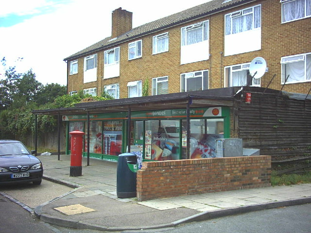 Seymour Road Post Office.