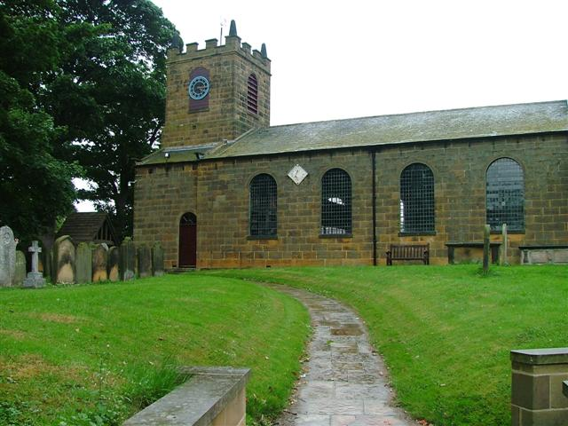 St. Augustine's Church, Kirkby