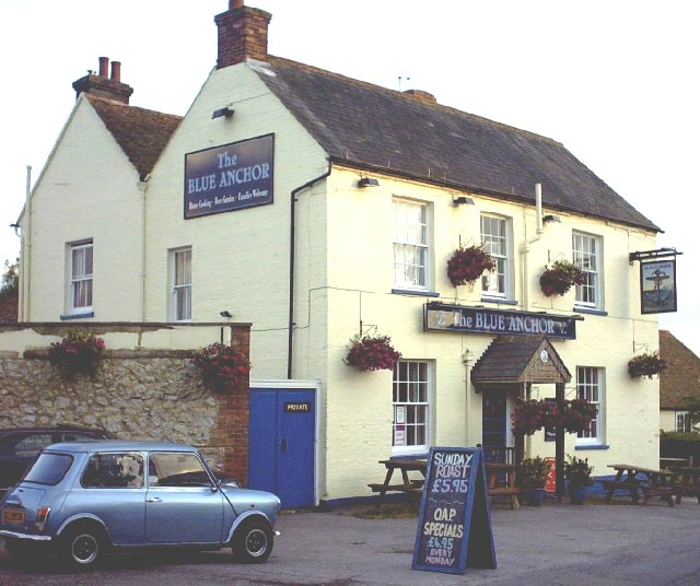 Blue Anchor Pub, Ruckinge