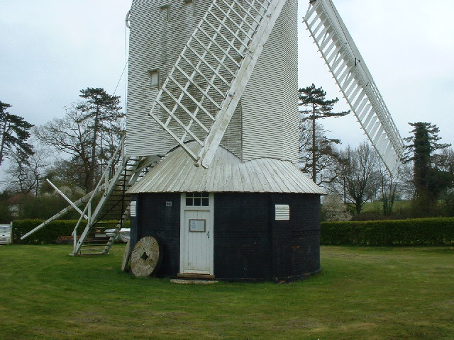 Lowfield Heath Windmill