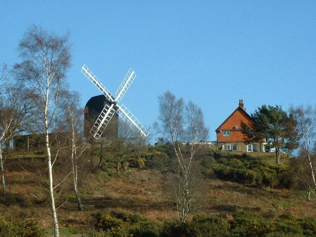 Reigate Heath Windmill