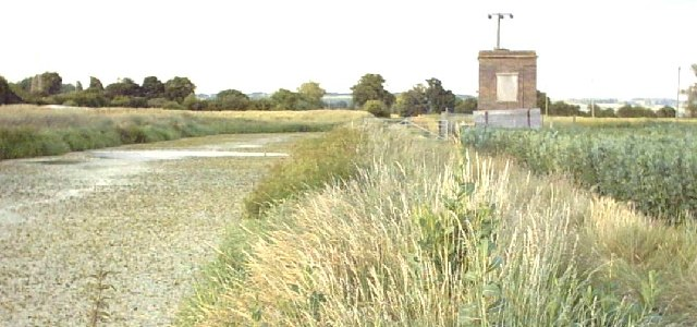 Pumping Station between Hamstreet and Ruckinge