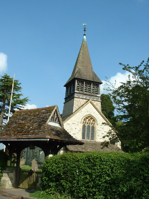 Church at Leigh