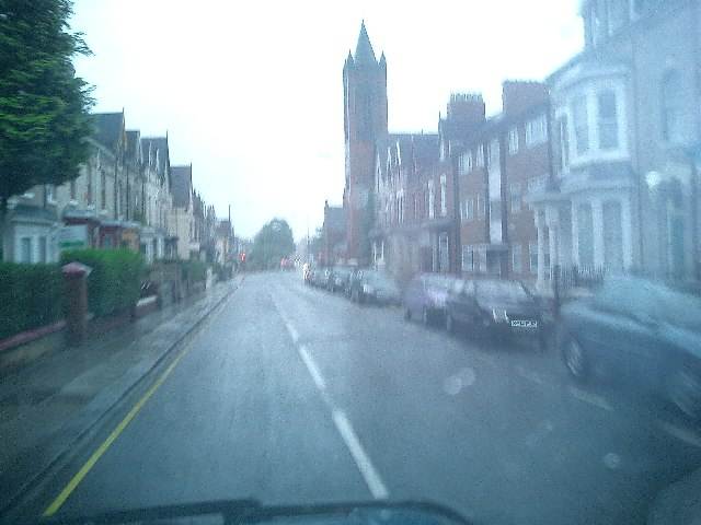 Grange Road, Hartlepool.