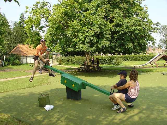Children's Playground, Nicholas Everitt Park, Oulton Broad, Lowestoft, Suffolk