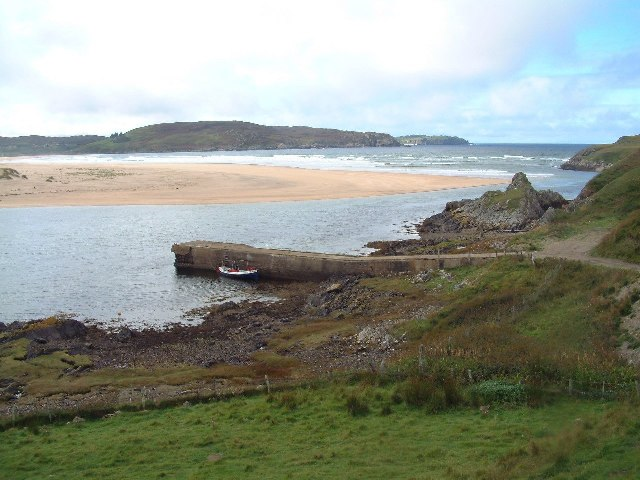 Bettyhill Jetty