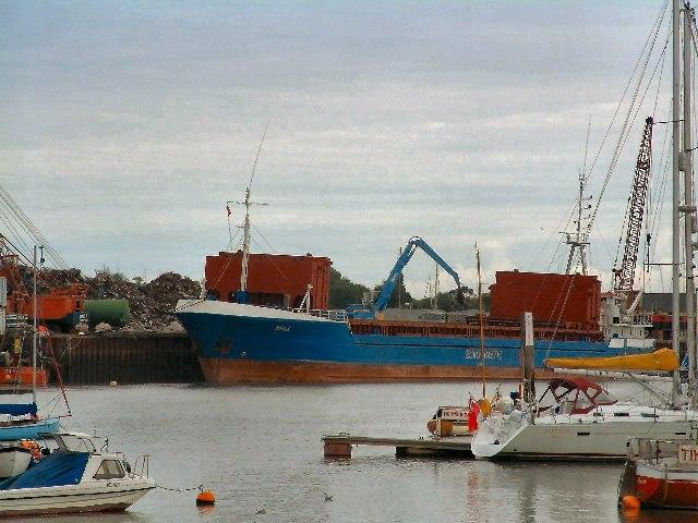 Oliver's Wharf, Brightlingsea