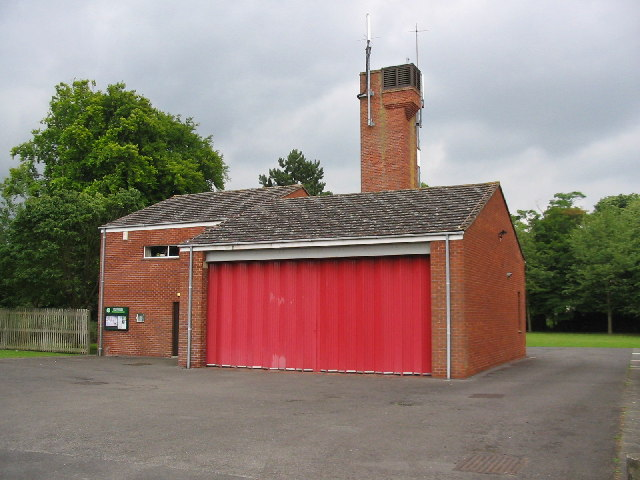 Goring Fire Station, Cleeve