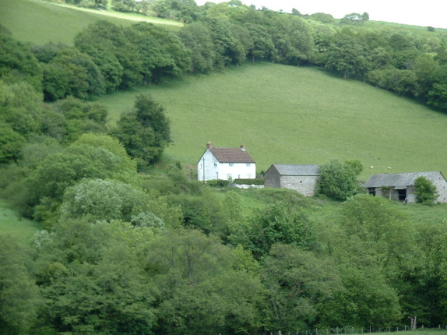 Farmhouse near Brecon
