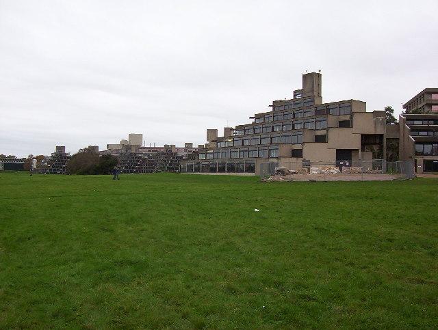 University buildings, UEA