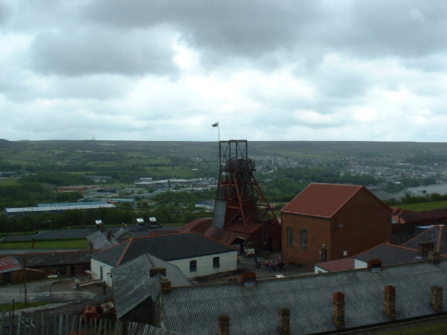 The Big Pit mining museum