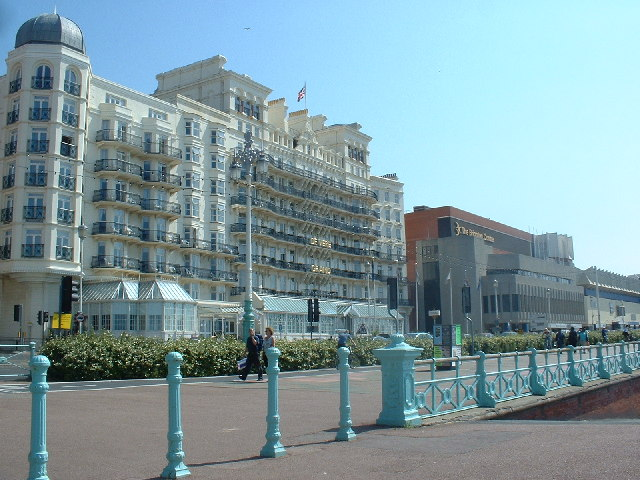 Brighton Seafront Grand Hotel Centre